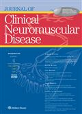 image of Journal of Clinical Neuromuscular Disease