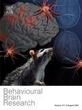 image of Behavioural Brain Research