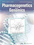 image of Pharmacogenetics and Genomics