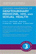 image of Oxford Handbook of Genitourinary Medicine, HIV, and Sexual Health