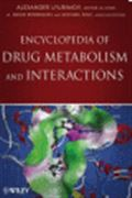 image of Encyclopedia of Drug Metabolism and Interactions