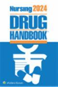 image of Nursing2022 Drug Handbook