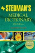 image of Stedman's Medical Dictionary