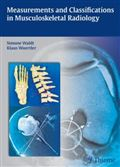 image of Measurements and Classifications in Musculoskeletal Radiology