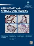 image of American Journal of Respiratory and Critical Care Medicine