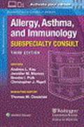 image of Washington Manual Of Allergy, Asthma, and Immunology Subspecialty Consult