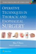 image of Operative Techniques in Thoracic and Esophageal Surgery