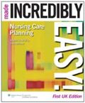 image of Nursing Care Planning Made Incredibly Easy! UK Edition
