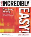 image of Emergency Nursing Made Incredibly Easy! UK Edition