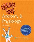 image of Anatomy & Physiology Made Incredibly Easy! ANZ Edition
