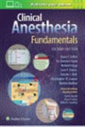 image of Clinical Anesthesia Fundamentals