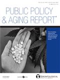 image of Public Policy and Aging Report