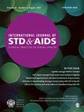 image of International Journal of STD & AIDS