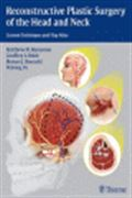 image of Reconstructive Plastic Surgery of the Head and Neck: Current Techniques and Flap Atlas