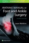 image of Watkins' Manual of Foot and Ankle Medicine and Surgery