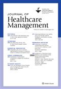 image of Journal of Healthcare Management