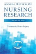 image of Annual Review of Nursing Research, Volume 33, 2015: Traumatic Brain Injury
