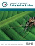 image of Transactions of the Royal Society of Tropical Medicine and Hygiene