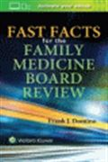 image of Fast Facts for the Family Medicine Board Review