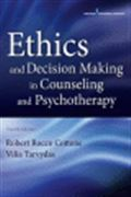 image of Ethics and Decision Making in Counseling and Psychotherapy
