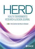 image of HERD: Health Environments Research & Design Journal