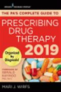 image of PA's Complete Guide to Prescribing Drug Therapy 2019, The