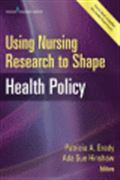 image of Using Nursing Research to Shape Health Policy