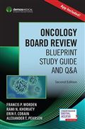 image of Oncology Board Review: Blueprint Study Guide and Q&A