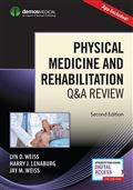 image of Physical Medicine and Rehabilitation Q&A Review