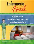 image of Enfermería fácil. Cálculo y administración de medicamentos