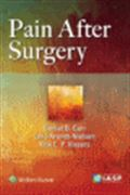 image of Pain After Surgery