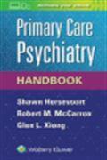 image of Primary Care Psychiatry Handbook