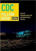 image of CDC Yellow Book 2020: Health Information for International Travel