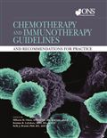 image of Chemotherapy and Immunotherapy Guidelines and Recommendations for Practice