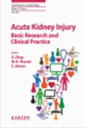 image of Acute Kidney Injury - Basic Research and Clinical Practice
