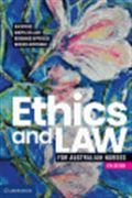 image of Ethics and Law for Australian Nurses