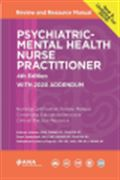 image of Psychiatric-Mental Health Nurse Practitioner Review and Resource Manual with 2020 Addendum