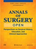 image of Annals of Surgery Open: Perspectives on Surgical History, Education, and Clinical Approaches