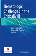 image of Hematologic Challenges in the Critically Ill