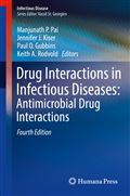 image of Drug Interactions in Infectious Diseases: Antimicrobial Drug Interactions