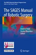 image of SAGES Manual of Robotic Surgery, The