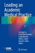 image of Leading an Academic Medical Practice