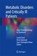 image of Metabolic Disorders and Critically Ill Patients: From Pathophysiology to Treatment