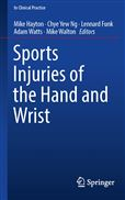 image of Sports Injuries of the Hand and Wrist