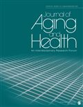 image of Journal of Aging and Health