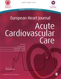 image of European Heart Journal: Acute Cardiovascular Care