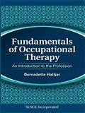 image of Fundamentals of Occupational Therapy: An Introduction to the Profession