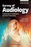 image of Survey of Audiology: Fundamentals for Audiologists and Health Professionals