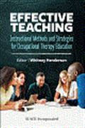 image of Effective Teaching: Instructional Methods and Strategies for Occupational Therapy Education