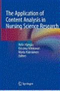 image of Application of Content Analysis in Nursing Science Research, The
